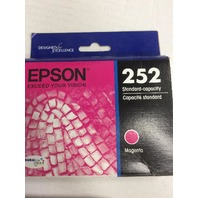 Epson T252320 DURABrite Ultra Standard-Capacity Ink Cartridge, Magenta