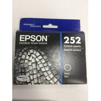 Epson - 252 Ink Cartridge - Black