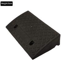 Heavy Duty Plastic Threshold Ramp Kit Set of 2 - 19.69x10.63x3.54in