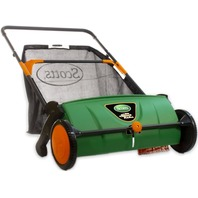Scotts Push Lawn Sweeper, 26-Inch Sweeping Width, 3.6 Bushel Collection Bag