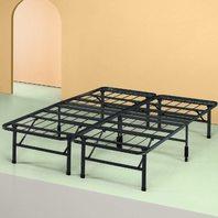 Zinus 14 Inch Smartbase Full Mattress Foundation / Platform Bed Frame