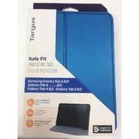 "Targus 8"" S Galaxy Tab A Safefit Case - Blue"