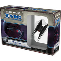 Star Wars: X-Wing - TIE Silencer Strategy Board Game Expansion