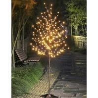 Lightshare Led Blossom Tree, 6.5 Feet, Warm White 1