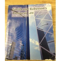 ACP SMITH & ROBERSON'S BUSINESS LAW