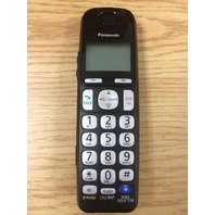 Panasonic KX-TGEA20B New DECT 6.0 Technology Additional Digital Cordless Handset