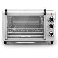 Black Decker Black   Decker Crisp 'N Bake Air Fry Toaster Oven Stainless Steel