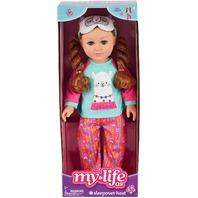 "My Life As 18"" Sleepover Host Doll, Red Hair"