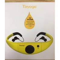 Tayogo Waterproof MP3 Player, IPX8 8GB Swimming - Yellow