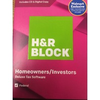 H&R Block Tax Software Deluxe 2019 - Can email Code