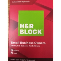 H&R Block - Premium & Business Tax Software - Mac, Windows