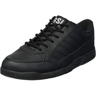 Size 7.5 BSI Men's Basic #521 Bowling Shoes, Black