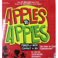 Mattel Games Bgg15 Apples To Apples Party Box