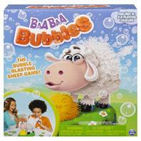 Baa Baa Bubbles T With Interactive Sneezing Sheep