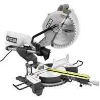 RYOBI 12 in. Sliding Miter Saw with LED Cutline Indicator