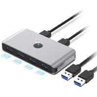 Rocketek USB Switch USB 3.0