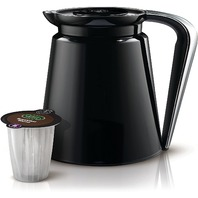 Keurig 117635 2.0 Carafe, Black (Discontinued)