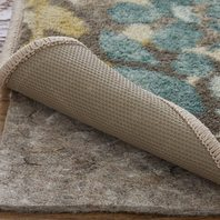 """Mohawk Home Ultra Premium 100% Recycled Felt Non Slip Rug Pad, 1/4"""" Thick 8'x11'"""