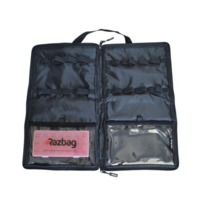 Portable, Lockable, Prescription medication bag, Great for travel. by Razbag.