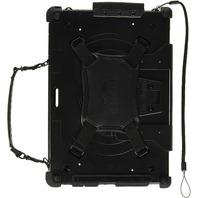 Microsoft Surfacepro 4 Premium Rugged Case [Black] Military Drop Tested Case