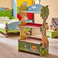 Sunny Safari Fantasy Fields Bookshelf - Teamson Kids (READ)