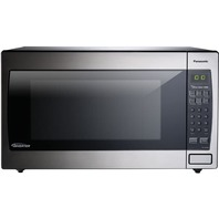Panasonic Genius Sensor 2.2 Cu. Ft. 1250W Microwave Oven w Inverter Technology (READ)