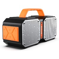 Bugani Bluetooth Speaker, M83 40w Bluetooth 5.0 Waterproof Outdoor Speaker