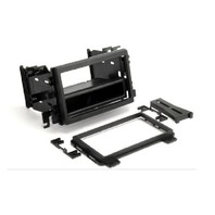 Scosche Fd3090f In-Dash Install Kit For 1995 And Up Ford Vehicles Black
