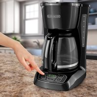 12 Cup Programmable Coffeemaker, Mfg #CM1105BC