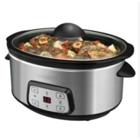 BLACK & DECKER SL6470SKT 7QT SLOW COOKER
