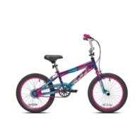 "Movelo Kj 18"" Girls Steel Bike Multi"