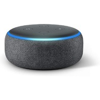 Amazon Echo Dot (3rd Generation) - Charcoal (Grey) (SEALED)