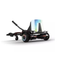 Jetson Light-up Extreme Terrain Hoverboard Jetkart Combo