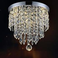 Hile Lighting Modern Chandelier Crystal Ball Fixture Pendant Ceiling Lamp