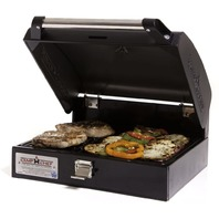 Camp Chef Deluxe BBQ Grill Box Accessory - Black