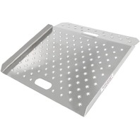 "Guardian Industrial Products  Aluminum Curb Ramp 24"" x 24"" (Read Below)"