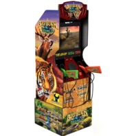 Arcade1Up Big Buck Hunter World Arcade Cabinet with Riser - IN STOCK!!