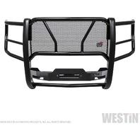 Westin Automotive Products 57-93905 Black Hdx Winch Mount Grille Guard
