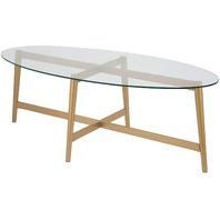 Henn&Hart Coffee Table, 1, Gold
