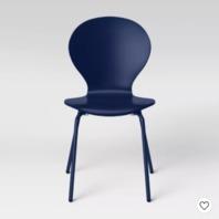 Frankie Bentwood Kids Desk Chair Navy - Pillowfort
