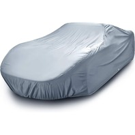 """iCarCover  All Weather Waterproof Vehicle Car Cover - for Cars Up to 215"""""""