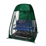 Under The Weather Xlpod 1-person Pop-up Weather Pod. The Original - Green