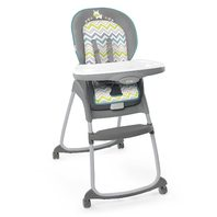 Ingenuity Trio 3-In-1 High Chair – Ridgedale - And Booster