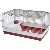 Midwest Homes Deluxe Cage, 39.5 L X 23.75 W X 19.75 H Inch