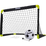 Franklin Sports 3 Foot Insta-Set Soccer Set