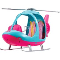 Barbie Fwy29 Travel Helicopter Set