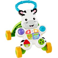 Fisher-Price Learn With Me Zebra Walker Playset - French Edition