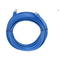 VERTICAL CABLE CAT5E ETHERNET PATCH CABLE (50-FT) - BLUE