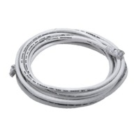VERTICAL CABLE CAT5E ETHERNET PATCH CABLE (14-FT) - White