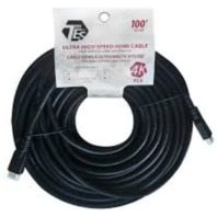 TES ULTRA HIGH SPEED HDMI CABLE 50ft
